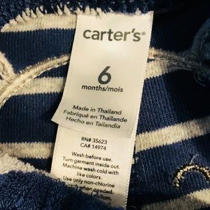 Carter's Bottoms - Baby boy's pants - bear 6 months